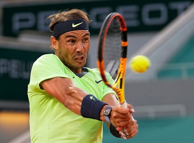 Rafael Nadal has been impressed by Cameron Norrie's form this year