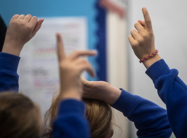The research examined pupils' progress during the autumn and spring terms