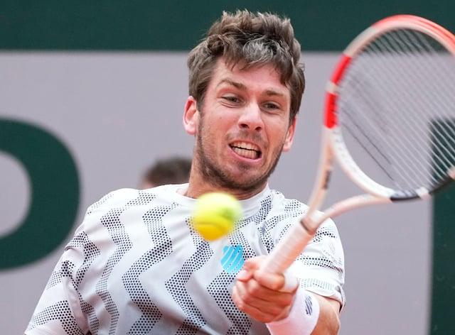 Cameron Norrie gave it his all against Rafael Nadal