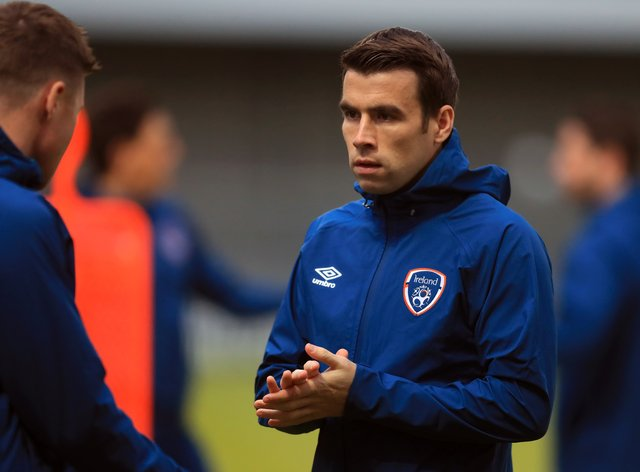 Seamus Coleman has been ruled out of Republic of Ireland's game against Hungary