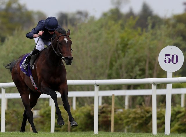 Bolshoi Ballet was found to have sustained a cut to a hind leg in the early stages of the Cazoo Derby