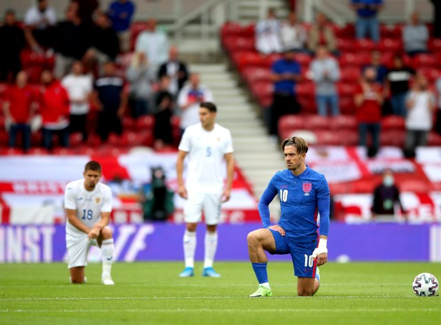 England v Romania – International Friendly – Riverside Stadium