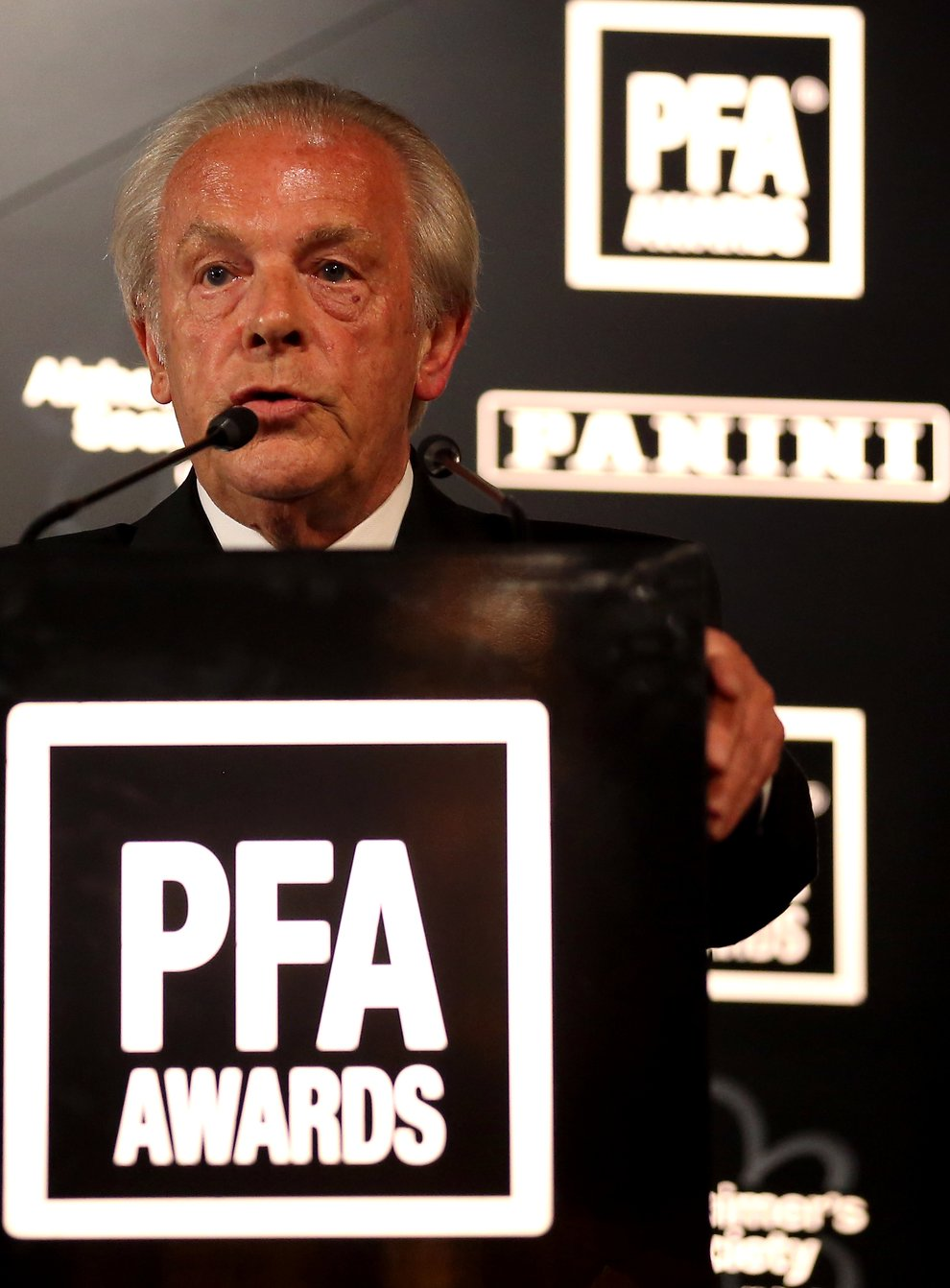 Gordon Taylor was appointed PFA chief executive in 1981