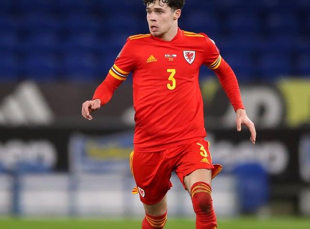 Wales defender Neco Williams