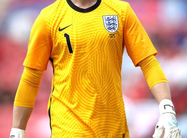Sam Johnstone kept a clean sheet on his England debut.