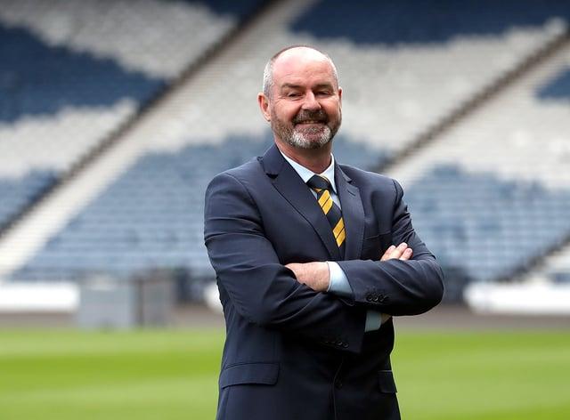 Boss Steve Clarke will lead Scotland into their first major tournament since 1998
