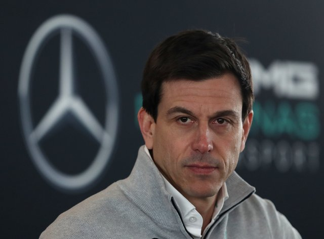 Mercedes chief Toto Wolff wants to see better from his team