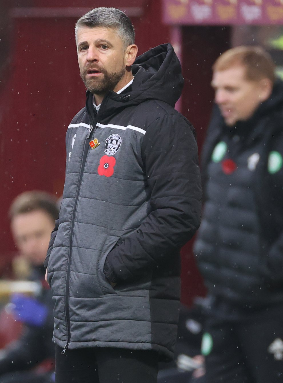 Stephen Robinson is the new manager of Morecambe