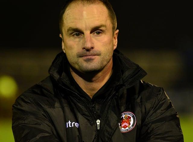 Darren Kelly is Newport's new sporting director