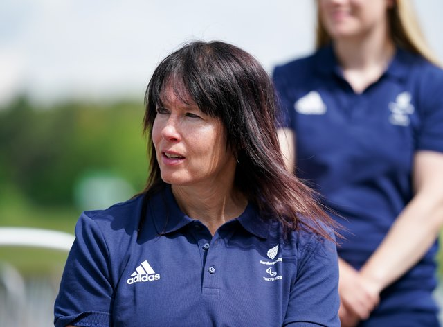 Jeanette Chippington first competed at the Paralympics in 1988