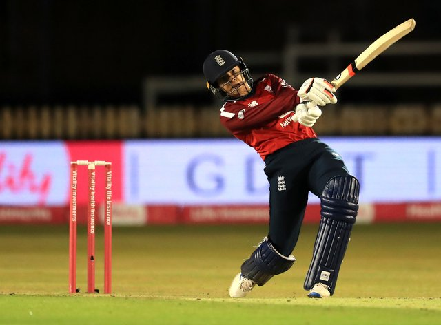Sophia Dunkley has been awarded her first England Women's Central Contract for 2021-22