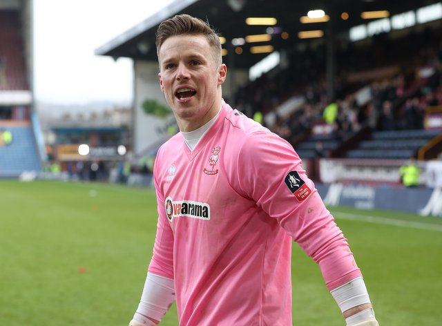 Paul Farman has signed a two-year contract with Barrow