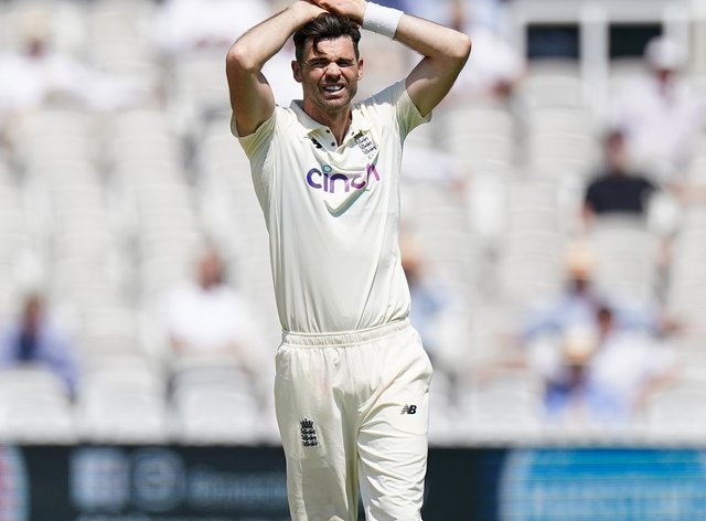 James Anderson says England are taking self-improvement seriously after the Ollie Robinson Twitter row.