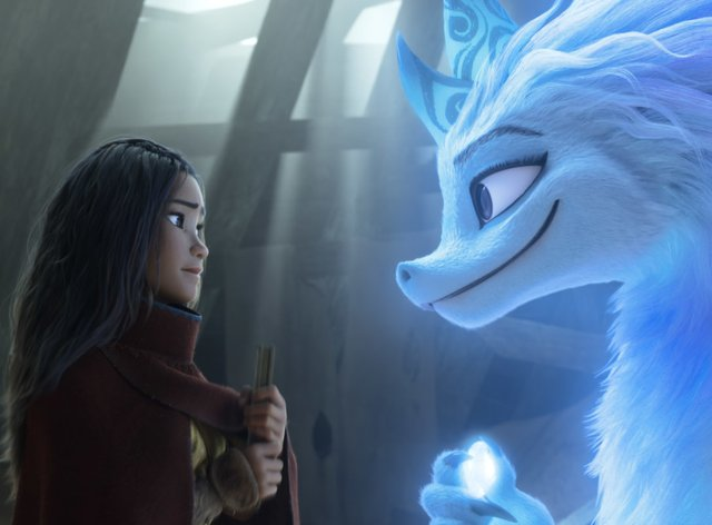 Raya and the Last Dragon (Disney/PA)