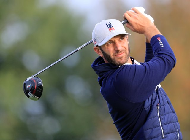 Premier Golf League would need to entice players like world number one Dustin Johnson