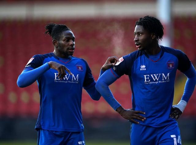 Omari Patrick has joined Burton