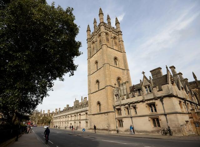 <p>Oxford City Stock</p>