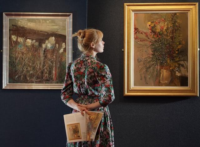 Paintings by Joan Eardley