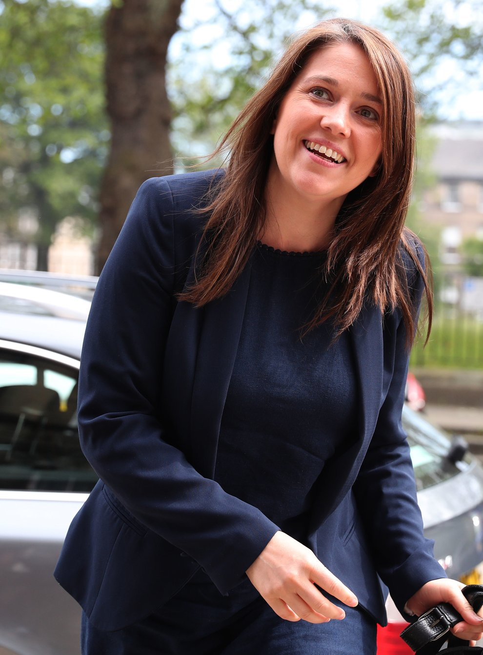 Aileen Campbell is the new CEO of Scottish Women's football