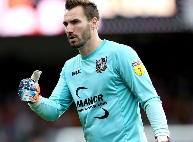 Former Port Vale goalkeeper Scott Brown has joined Exeter's coaching team