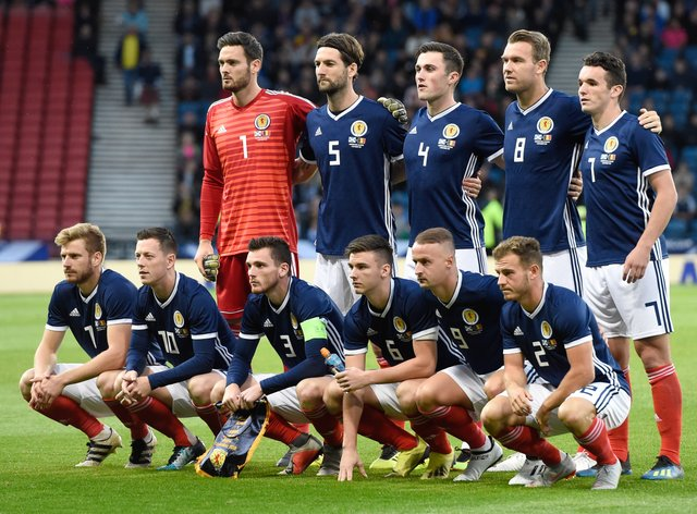 Gordon Smith is glad to see Andy Robertson and Kieran Tierney lining up in the same Scotland team