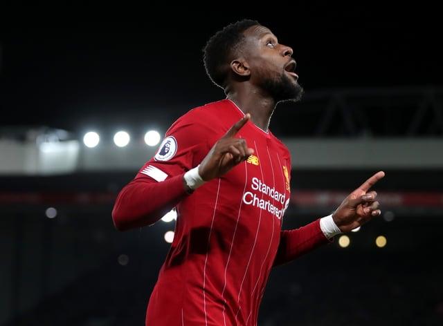 Liverpool striker Divock Origi has set up a new university scholarship for students in the city