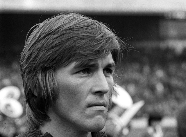 Kenny Dalglish started his career at Celtic