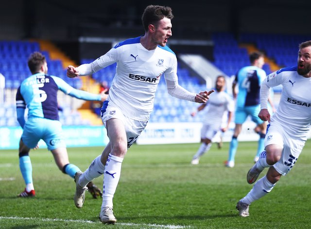 Paul Lewis has joined Northampton