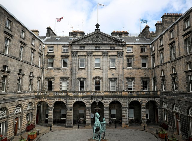 Edinburgh City Council chambers