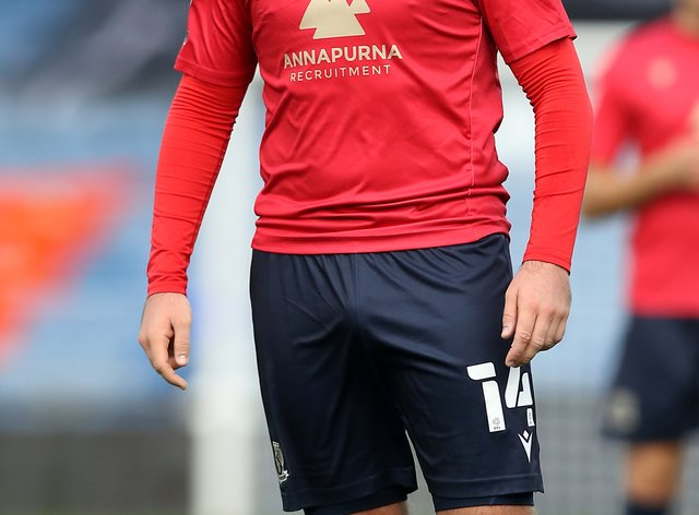 Alex Kenyon joined Morecambe in 2013
