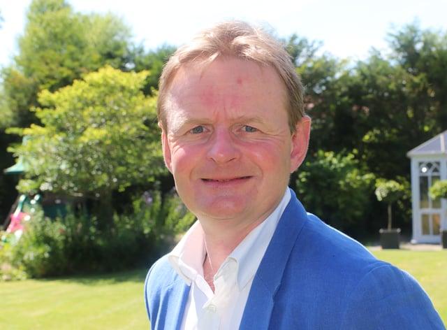 Sports psychologist Michael Caulfield was formerly chief executive of the Professional Jockeys Association