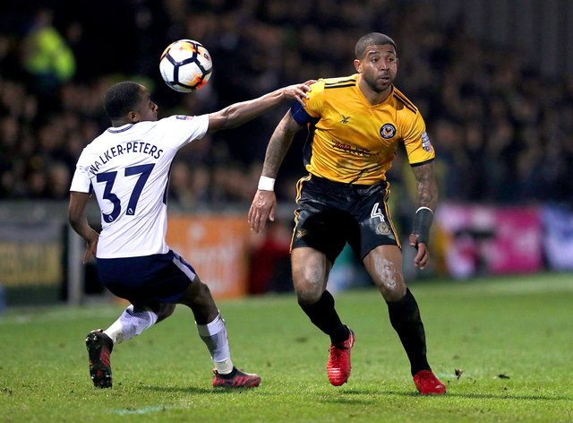 Joss Labadie has left Newport to sign for Walsall