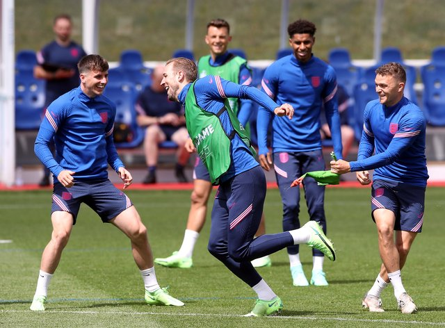 England open their campaign against Croatia