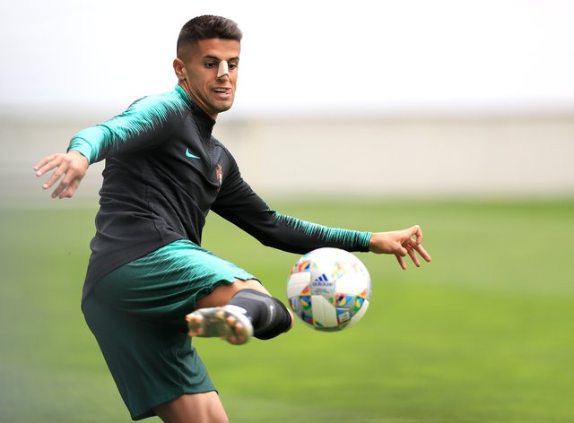 Portugal defender Joao Cancelo