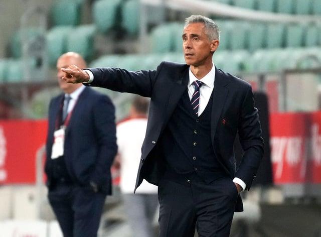Paulo Sousa's Poland open their Group E campaign against Slovakia on Monday