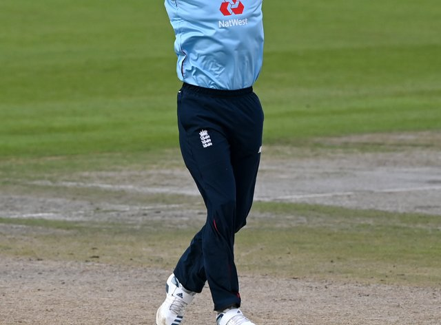 Chris Woakes was the star man for Birmingham Bears