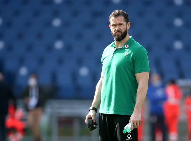 Ireland head coach Andy Farrell has selected 11 uncapped players in his squad for Tests against Japan and the United States