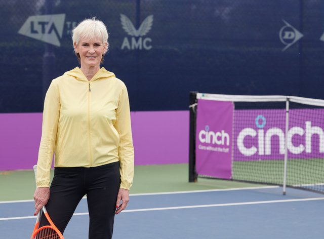 <p>Judy Murray is keen to step back from her tennis roles</p>
