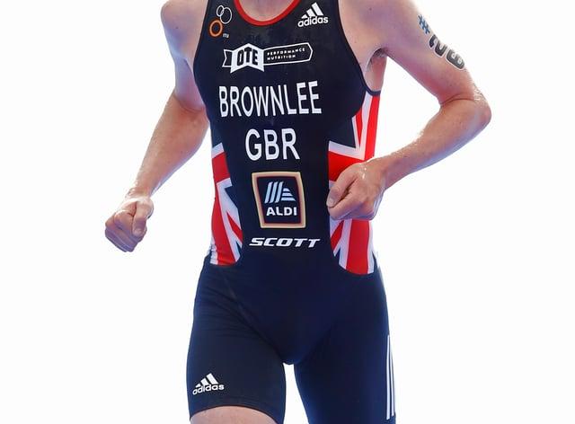 Jonny Brownlee will head to Tokyo in top form