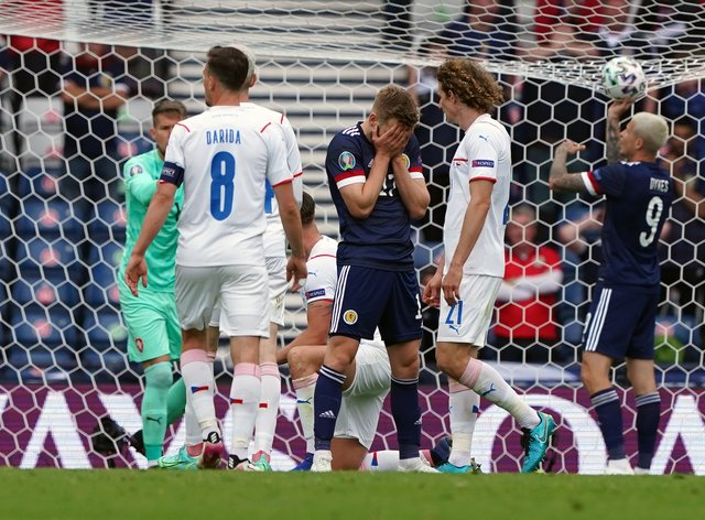 Scotland suffered a nightmare 2-0 defeat to the Czech Republic in their Euro 2020 opener