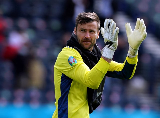 Scotland goalkeeper David Marshall was beaten by fantastic finish, says Steve Clarke