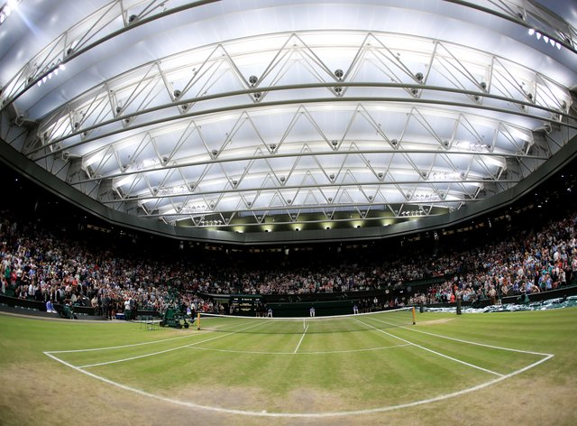 <p>Wimbledon is set for capacity crowds for the finals</p>