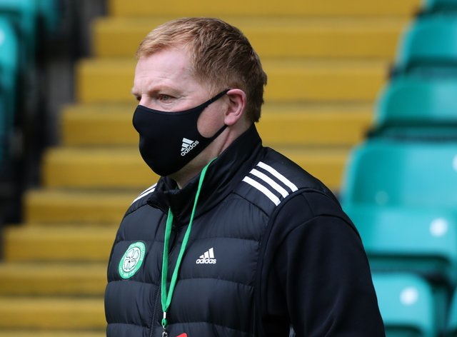 Celtic manager Neil Lennon claims Covid stopped Celtic from cashing in on their big names