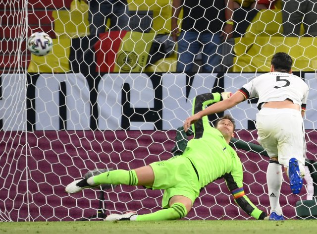 <p>Germany France Euro 2020 Soccer</p>