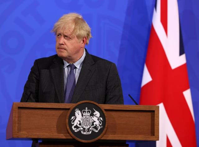 Prime Minister Boris Johnson faces rebellion over plans to extend lockdown