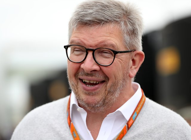Ross Brawn does not want the championship to be settled by a sprint race