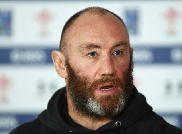 Robin McBryde is overseeing the Lions forwards for their tour to South Africa