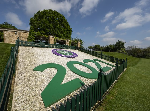 Tickets for Wimbledon went on sale on Thursday lunchtime