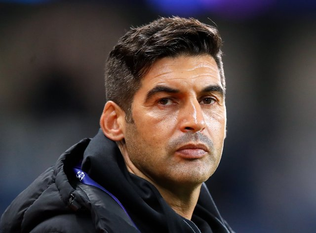 Spurs have called off talks with Paulo Fonseca with an appointment close