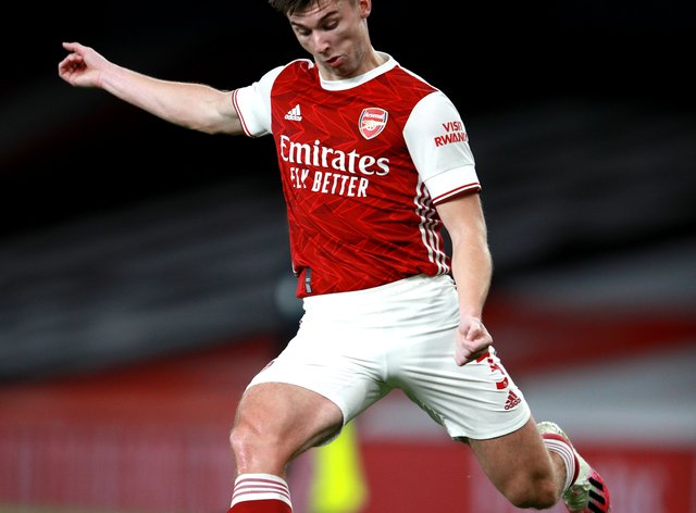 Kieran Tierney has been passed fit for Scotland's game against England